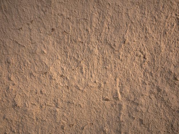 점토 벽 텍스처와 배경
