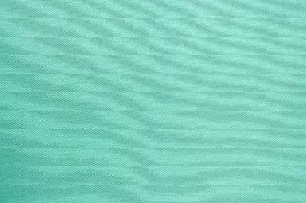 Clean fabric texture in mint color.