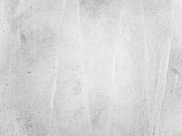 Clean white wall with grunge texture