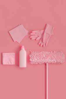 Cleaning kit elements