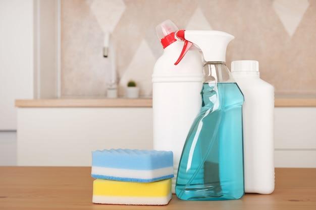 Концепция услуг по уборке.