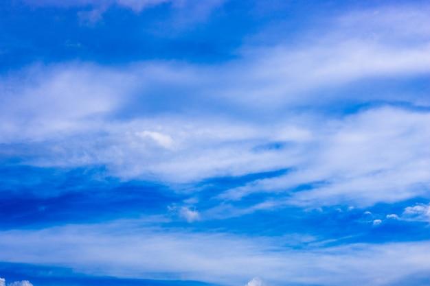 비온뒤 맑은 하늘