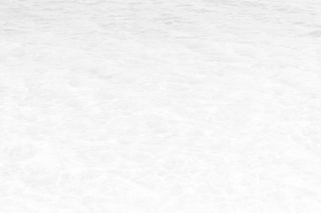 Clear white abstract water texture background.
