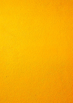 Clear Yellow wall