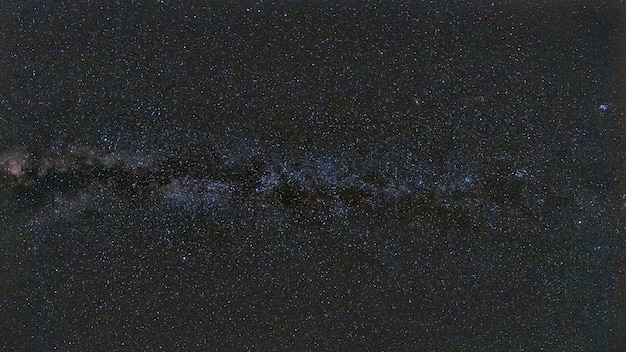Clearly milky way found in siberian outback.