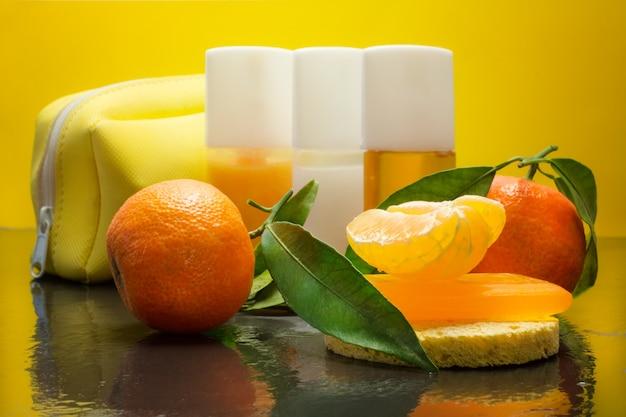 Clementine spa kit