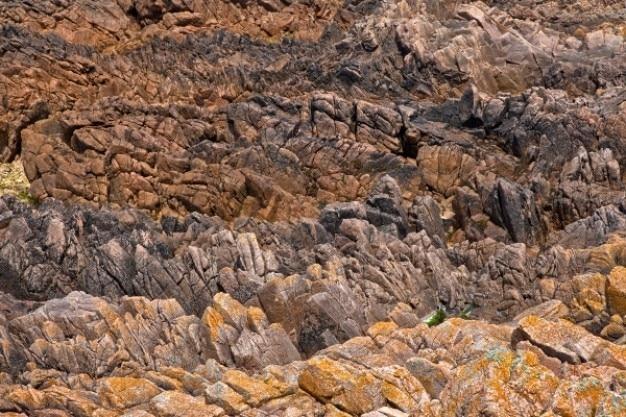 崖の岩テクスチャhdr