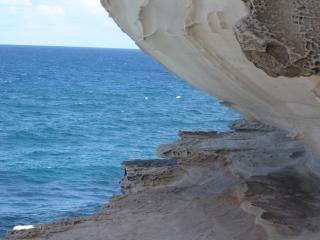 Cliffs, hollow