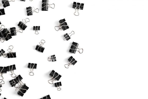 Clip for document or paper clip attachment