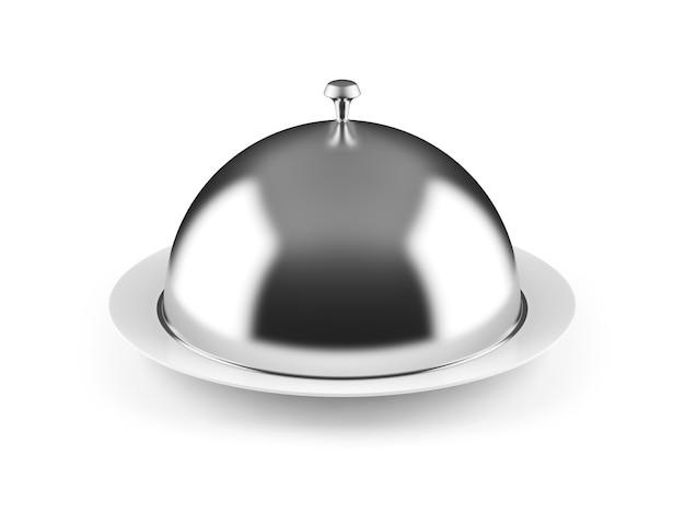 Cloche на тарелке