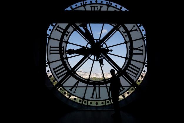 オルセー美術館の時計