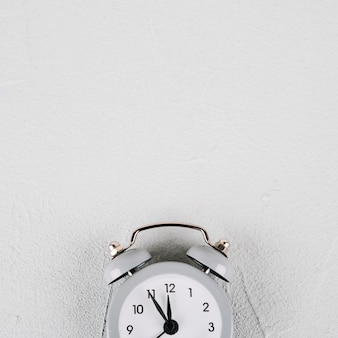 Clock counting before midnight