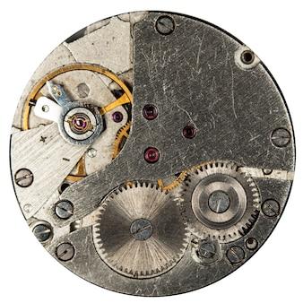 시계 태엽, 기계식 시계