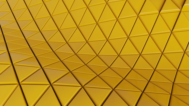 Закройте вверх по треугольникам клетки абстрактного фона. матричные сетевые обои с технологическим рисунком.