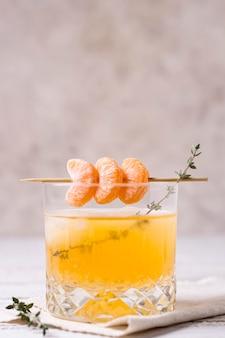 Макро ароматный напиток готов к употреблению