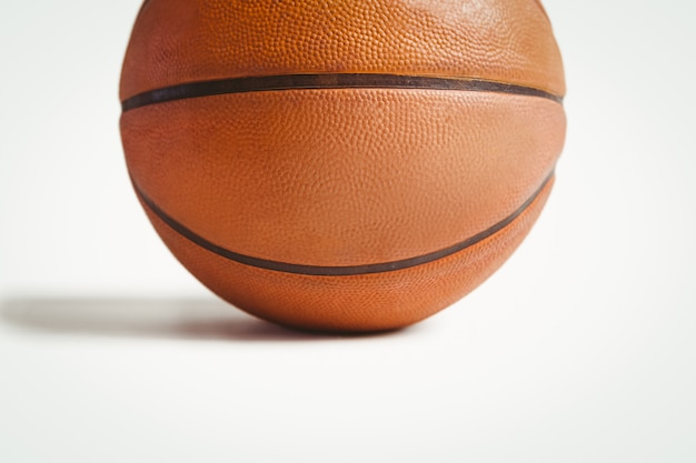 Close up basket ball
