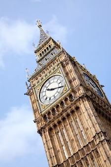 Close up of big ben