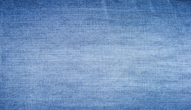 Close up of blue jeans texture  wall.