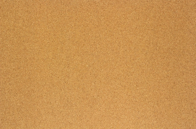 Close-up of brown cork board texture background
