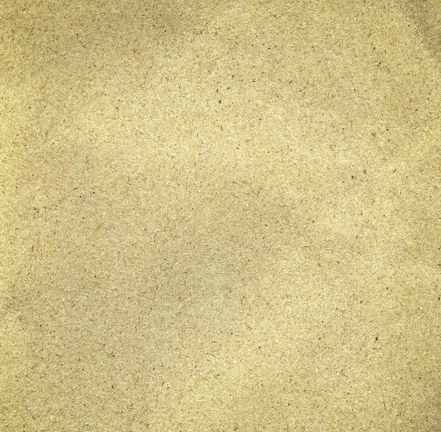 Close up on brown craft paper background
