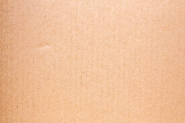 Close up of brown craft paper texture for background Premium Photo