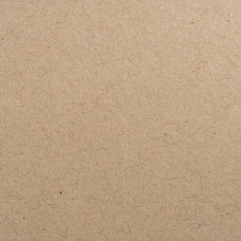 Close up brown kraft paper texture and background