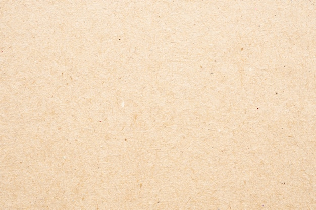 Close up on brown paper texture