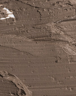Close up of clay texture
