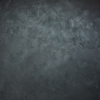 Close-up of dark black slate stone backdrop