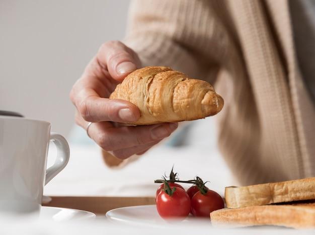 Вкусный поздний завтрак