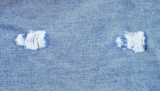 Close up of denim jeans texture for wall.