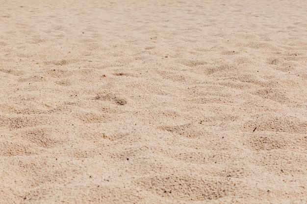 Заделывают деталь песчинок
