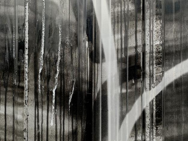 Крупным планом грязный спрей абстрактные текстуры фона