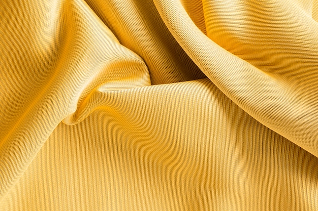 Close-up elegant fabric texture background