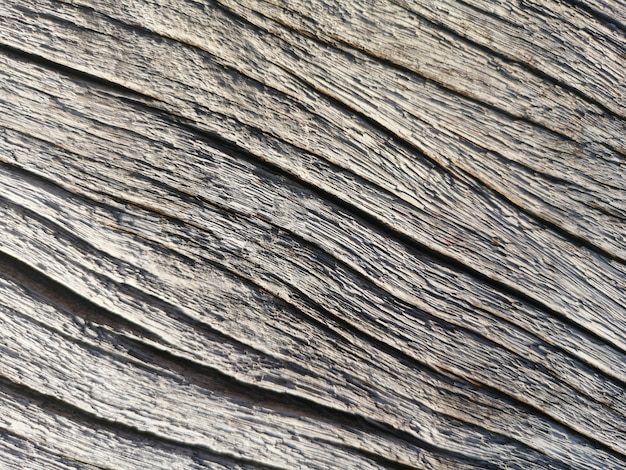 Close up of an empty wooden texture background