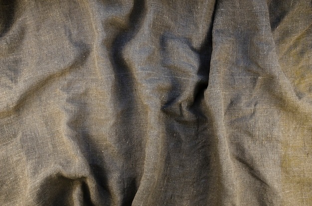 Close-up fabric texture material