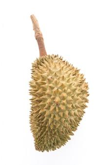 Close-up of fresh durian fruit