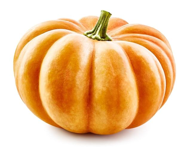 Close-up of fresh ripe pumpkin