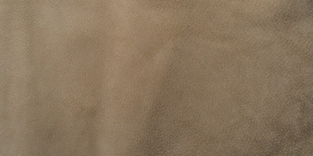 Close up on genuine leather texture