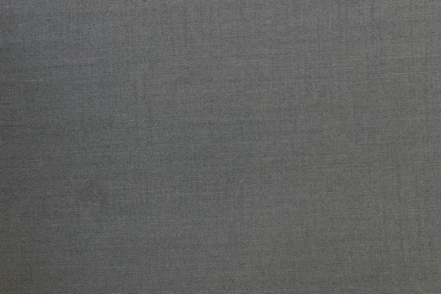 Close-up of gray textile background
