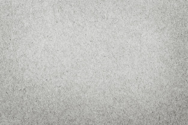 Close up of gray textured paper background