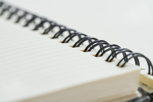 Close up memo book