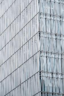 Close-up architettura moderna edifici per uffici
