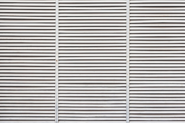 Close up modern blind curtain.