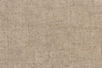 Close up of a burlap jute bag textured background