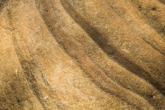 砂岩レンガのクローズアップ