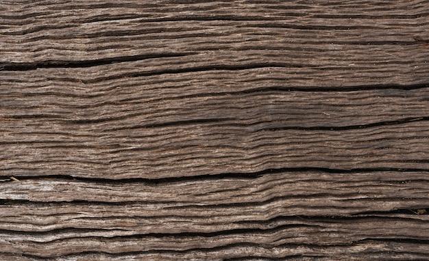 Крупным планом деревянной доске текстурированный фон