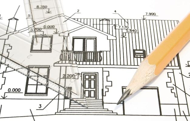青写真で建築家のクローズアップ