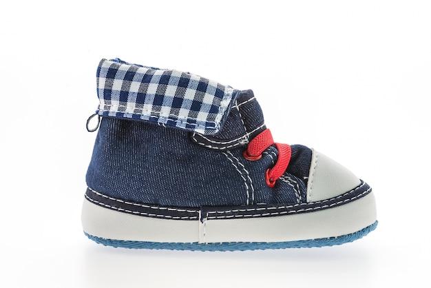 Крупный план детской обуви