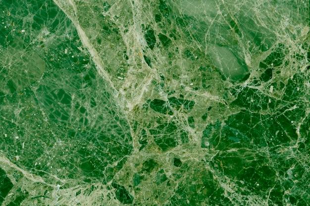 美しい石の質感のトーングリーンのクローズアップ